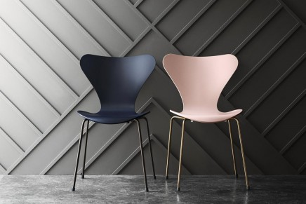 Arne Jacobsen chairs: 60th anniversary