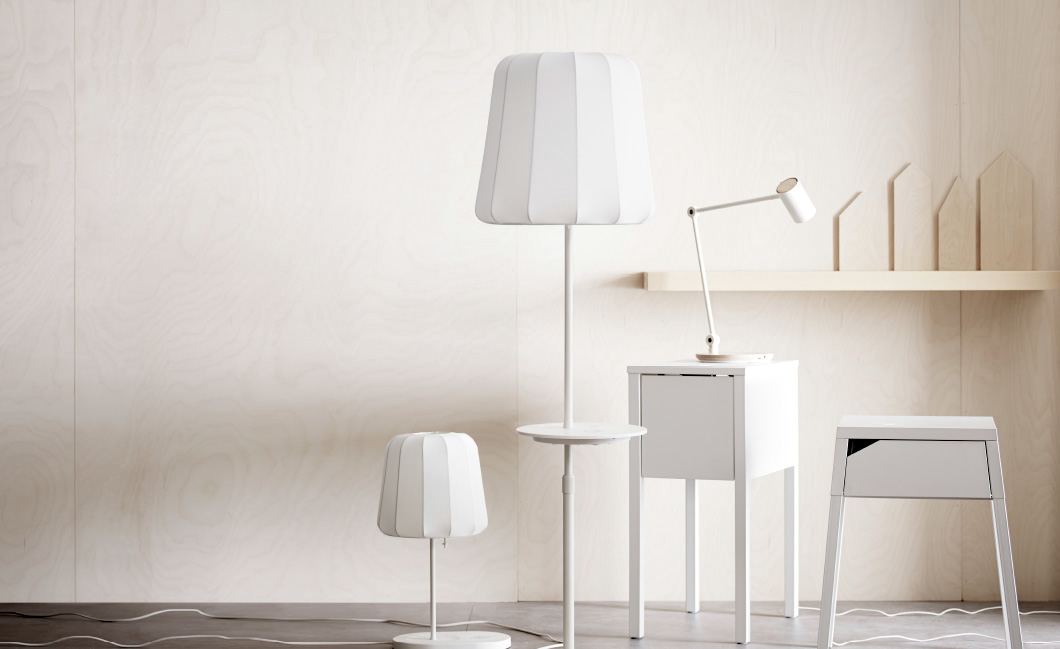 D design blog ikea wireless charging - Ikea accessoires bureau ...