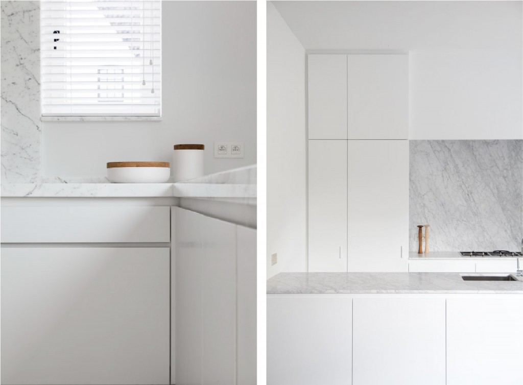 D Design Blog | white kitchen