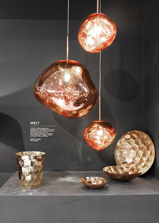 D Design Blog |Tom Dixon new collection #SS16 #lighting