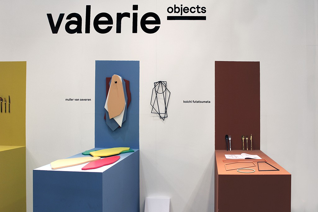 D Design Blog | Maison et Objet 2016- Valerie objects by Muller Van Severen