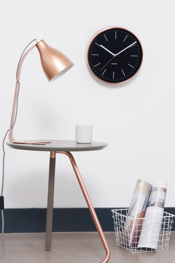 D Design Blog | more inspiration at droikaengelen.com - Karlsson Clock
