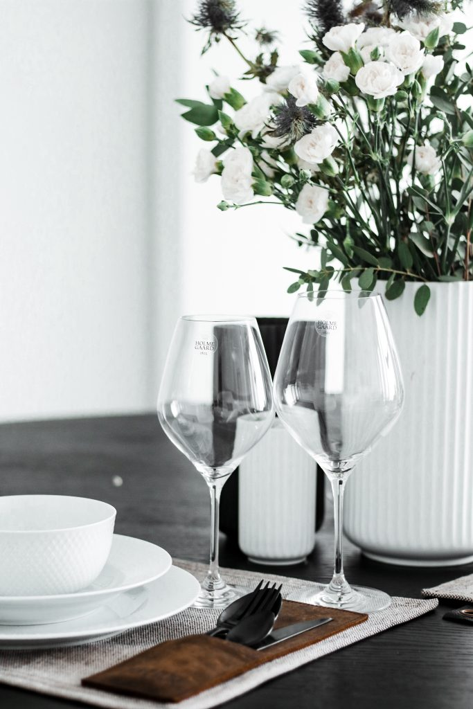 Tablestyling - modern interior