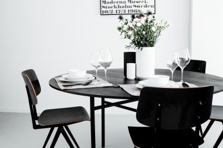 Interieurfotografie: tablestyling