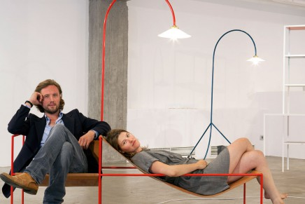 Muller Van Severen: Belgian Designerduo of the year 2015