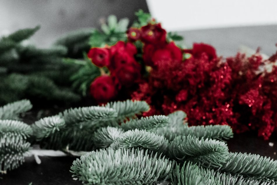 DIY kerstkrans