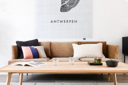 Vastgoed styling: project Graaf van Emontstraat